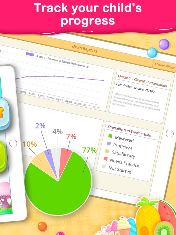 1st Grade Math. Numbers, Counting, Addition & more screenshot
