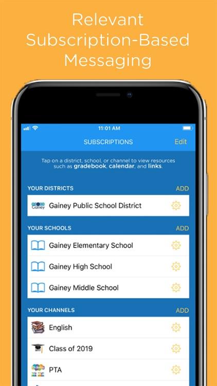 SchoolWay screenshot-3
