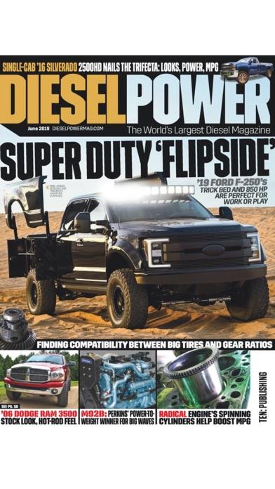 Diesel Power Screenshot