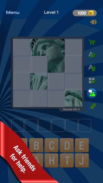 Guess It! Pic Travel Word Game screenshot-5