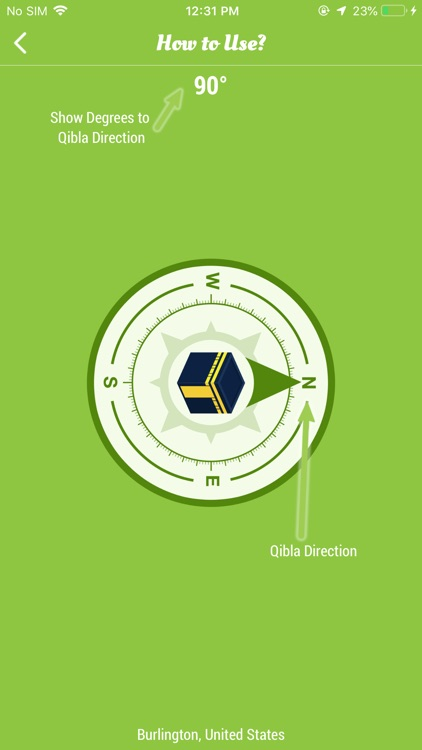 Qibla Compass Locator screenshot-5