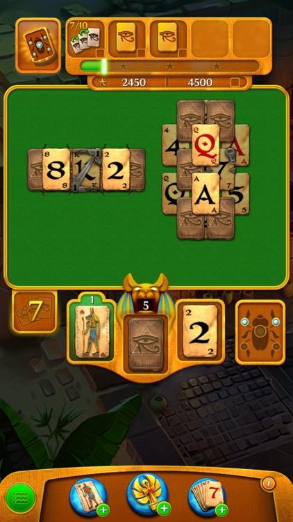 Pyramid Solitaire Saga screenshot-5