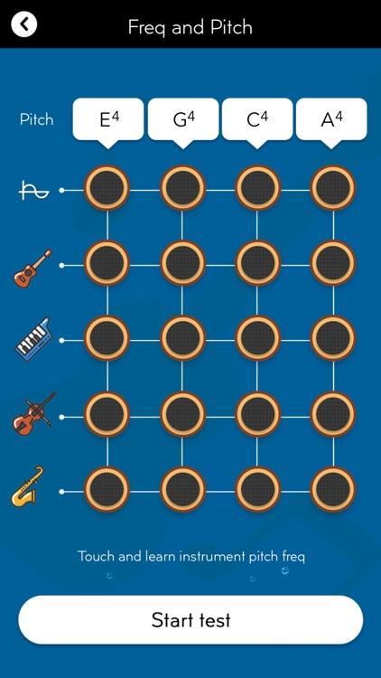 Tunefor Ukulele tuner & chords screenshot-6