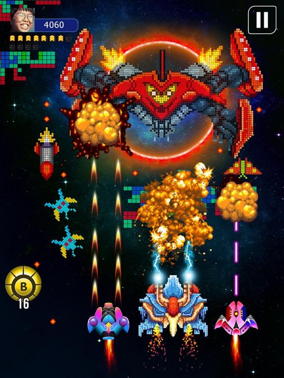 Galaxy Attack: Space Shooter screenshot 11