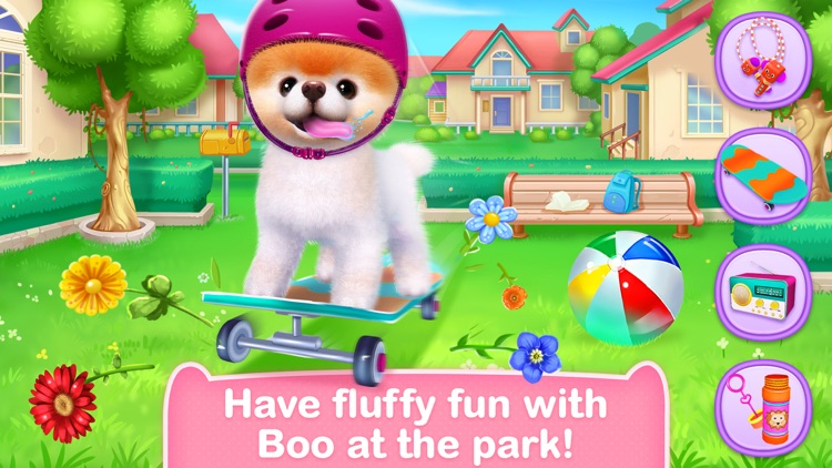 Boo - World's Cutest Dog Game screenshot-4