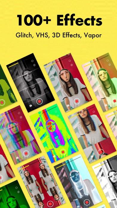 GlitchCam - Video Effects Screenshot