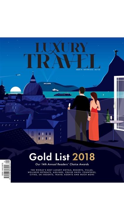 Luxury Travel Magazine screenshot-3