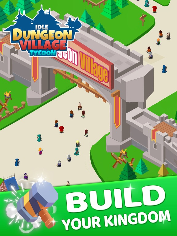 Idle Dungeon Village Tycoonのおすすめ画像4