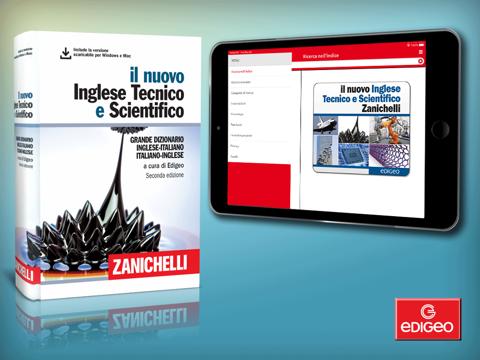 Dizionario Tecnico Scientifico - náhled