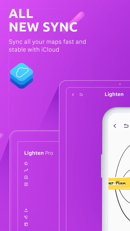 Lighten: Mind Mapping by XMind