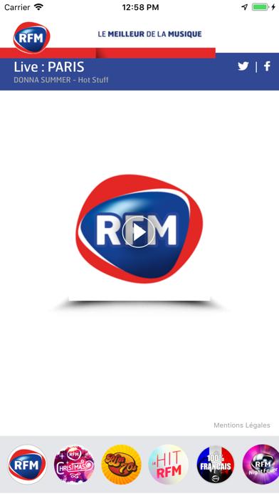 RFM le meilleur de la musique sur pc