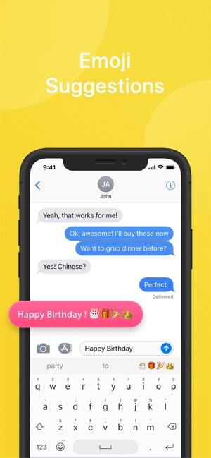 Facemoji Emoji Keyboard On The App Store