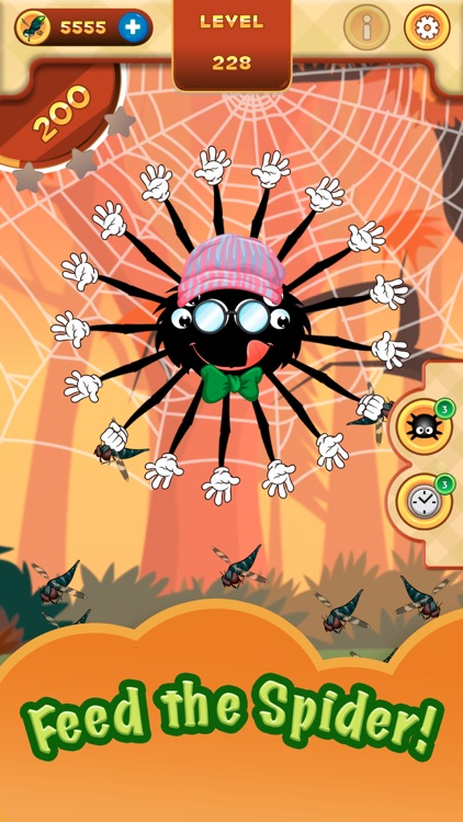 Feed the Spider! screenshot-3