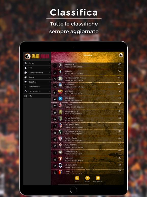 SiamoLaRoma screenshot 6