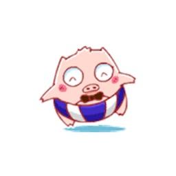 Glutinous Rice Pig