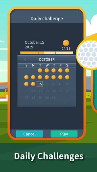 Golf Solitaire Classic. på PC