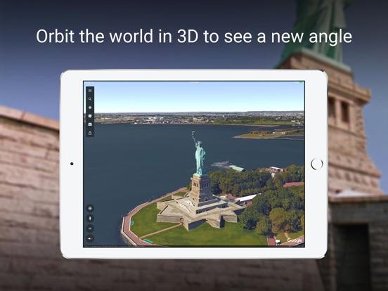 Google Earth-ipad-0