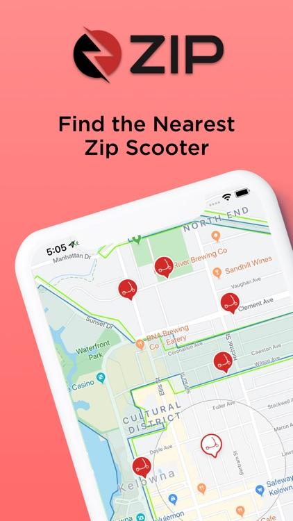 ZIP Scooters