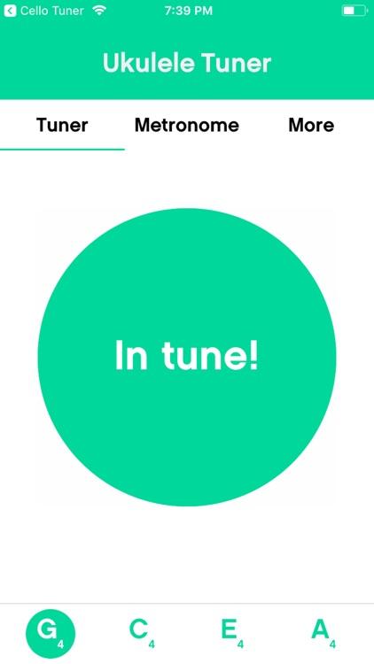 Tune This! - Ukulele screenshot-4