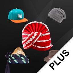 Stylish Cap Photo Plus
