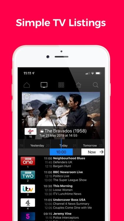 TVGuide.co.uk TV Guide screenshot-0