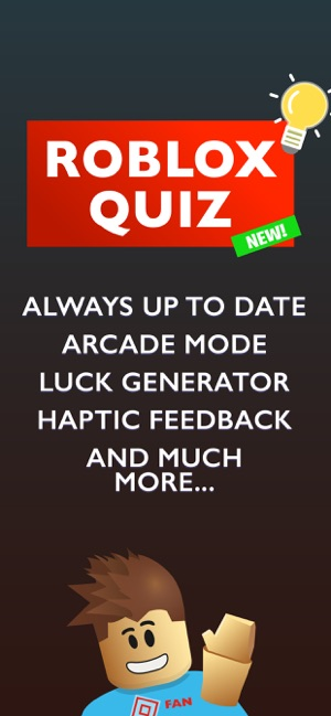 Getrobux Gg Quiz Quiz For Roblox Robux On The App Store