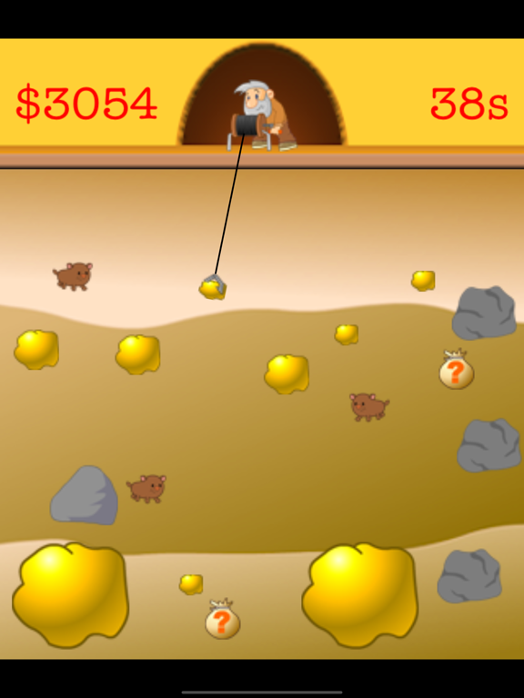 Gold Miner (Game For Watch) screenshot 8