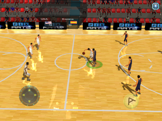 Slam & Dunk Basketball Pro screenshot 6