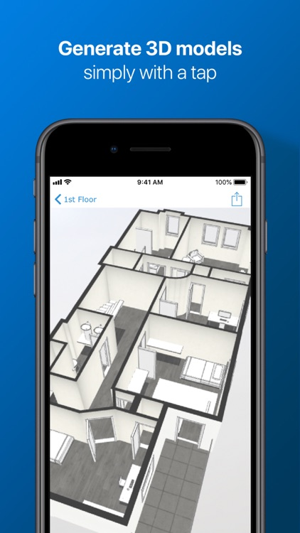 magicplan – 2D/3D floor plans screenshot-3