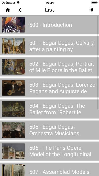 Degas screenshot 3