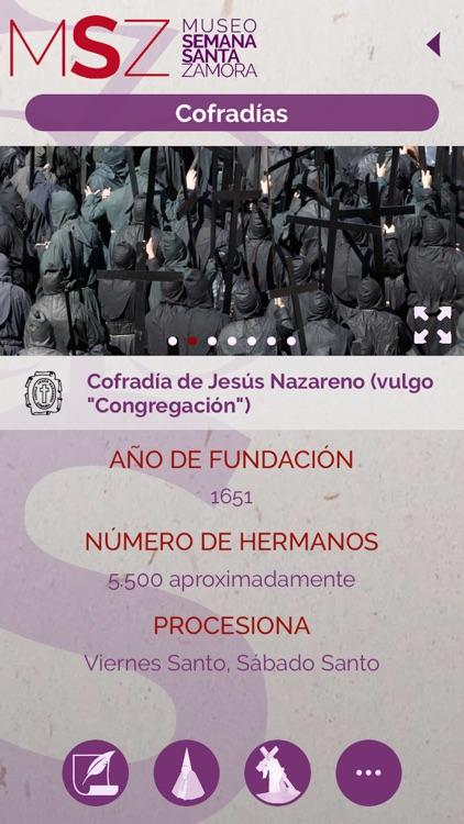 Semana Santa Zamora Actual MSZ screenshot-4