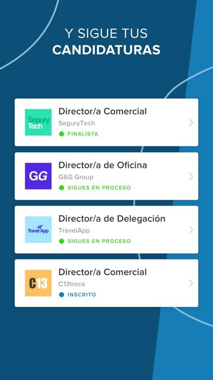 InfoJobs - Trabajo y Empleo screenshot-4