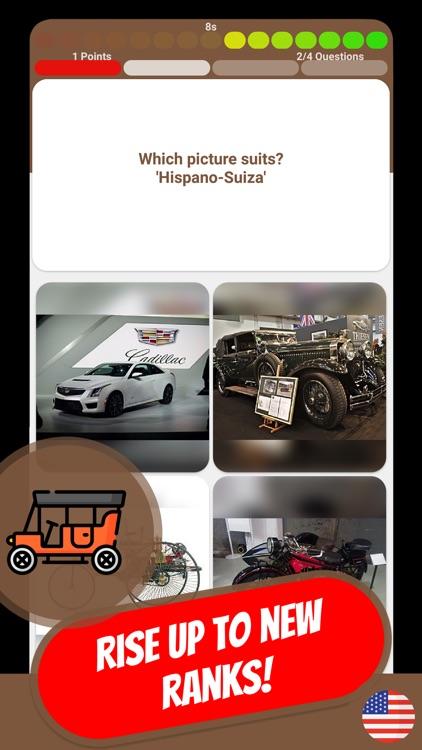 CLASSIC CAR & RETRO Quiz screenshot-6