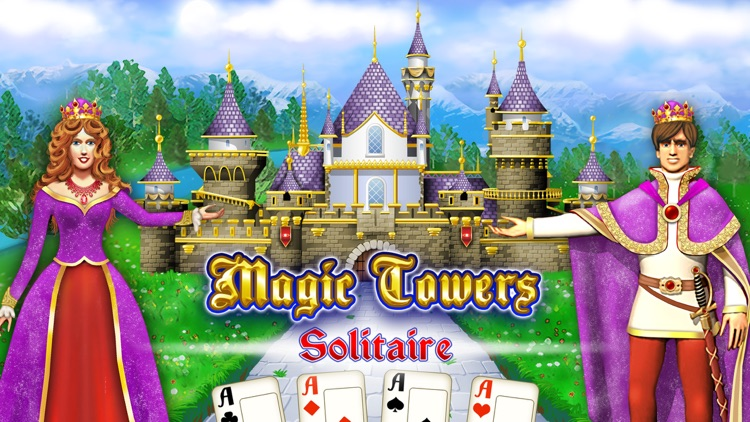 Magic Towers Solitaire screenshot-4