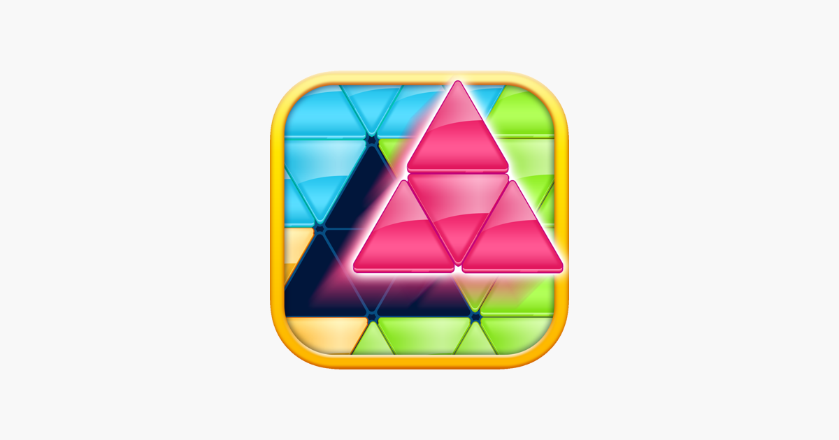 Block Triangle Puzzle Tangram On The App Store