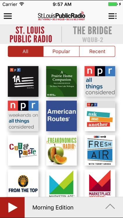 St. Louis Public Radio App screenshot-3