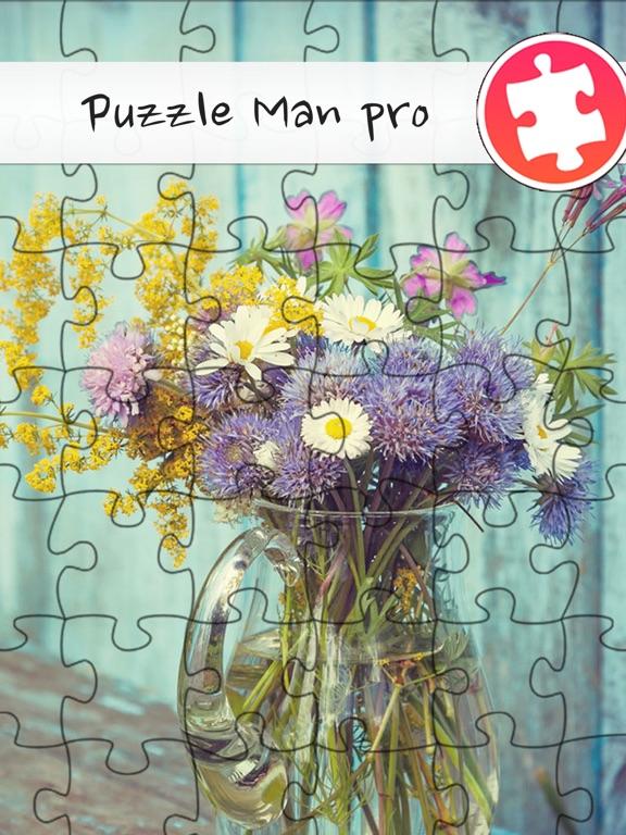 Puzzle Man Proのおすすめ画像1