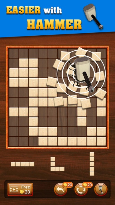 Woody Extreme Block Puzzle på PC