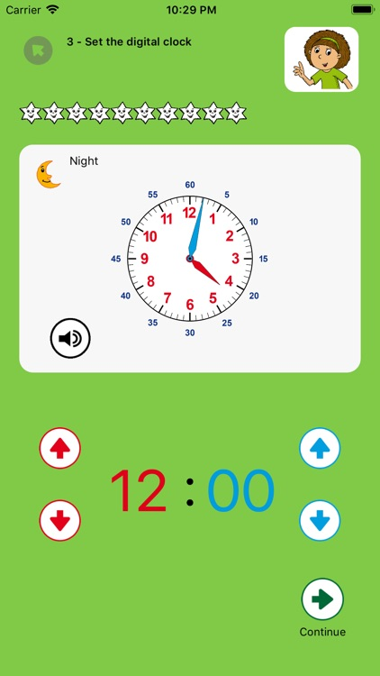 Learning to tell Time VPP screenshot-4