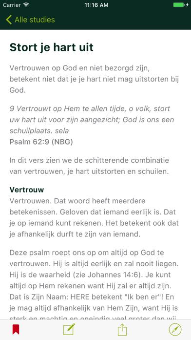 点击获取Bijbelstudie