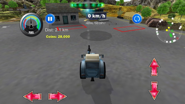 Tractor Farm Driver 3D Farming screenshot-3