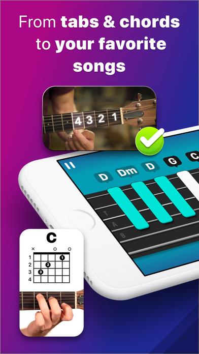 Simply Guitar by JoyTunes screenshot 4