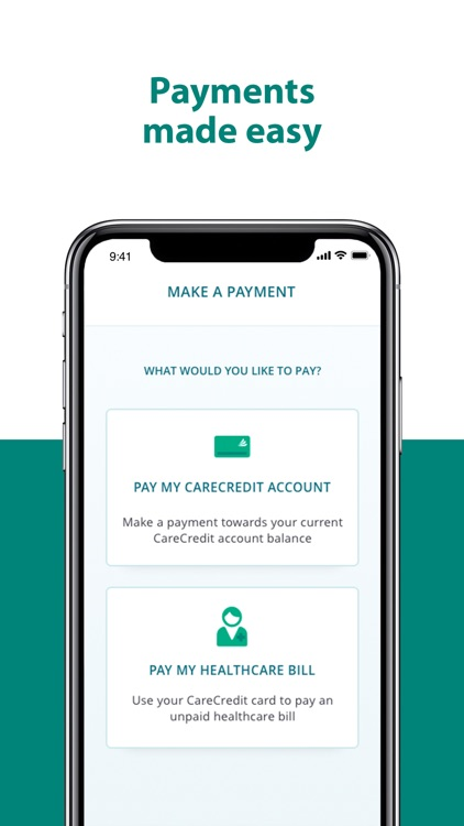 CareCredit Mobile screenshot-3