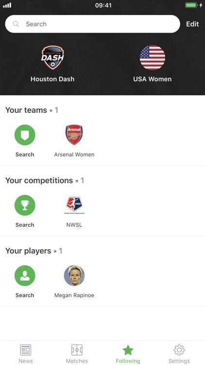 Onefootball - Soccer Scores screenshot-8