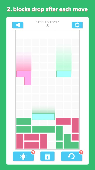Blocks: Jewel Puzzle Game screenshot 2