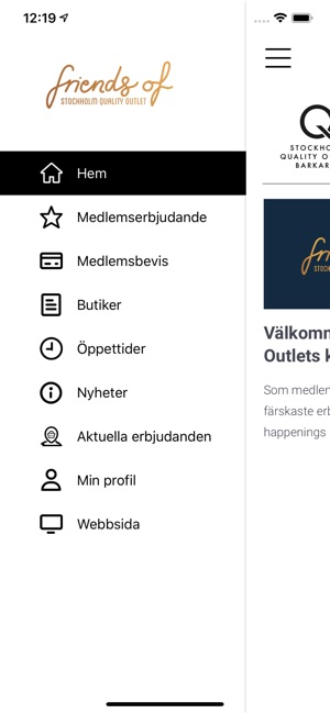 3c1a48b71c4 Stockholm Quality Outlet i App Store