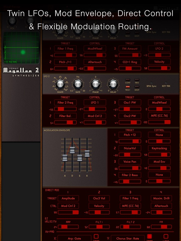 Magellan Synthesizer 2 screenshot 15