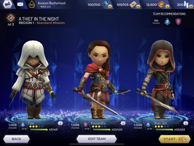 Assassin S Creed Rebellion On The App Store