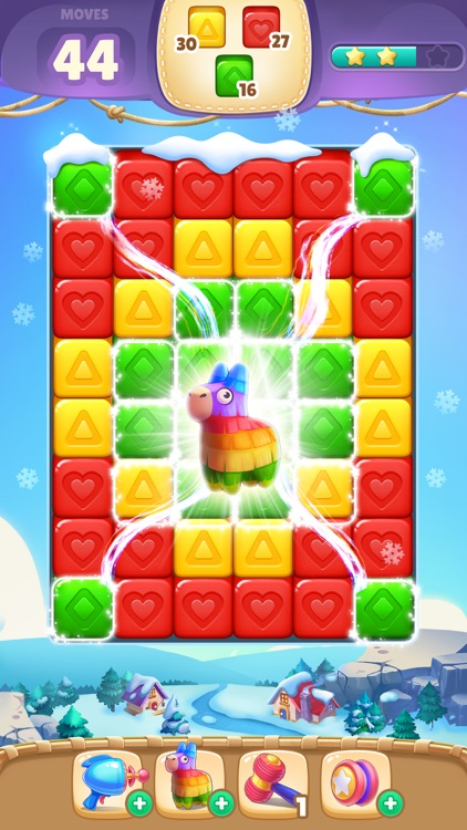 Cube Rush Adventure screenshot-3
