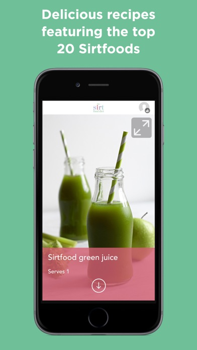 Official Sirtfood DietScreenshot of 4